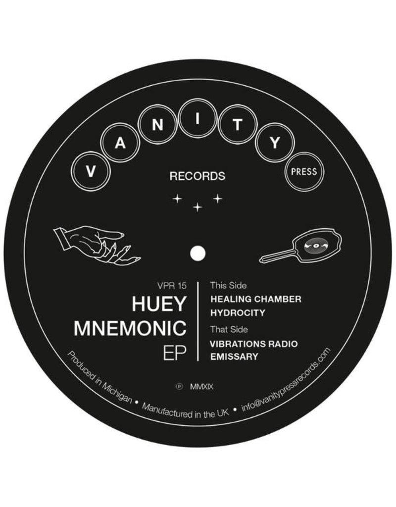 Huey Mnemonic- S/T EP
