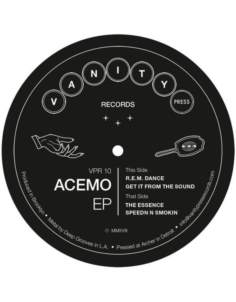 HS ACEMO - S/T LP