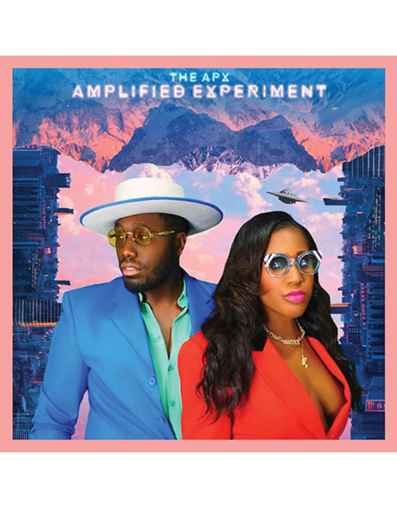 The APX ‎– Amplified Experiment LP