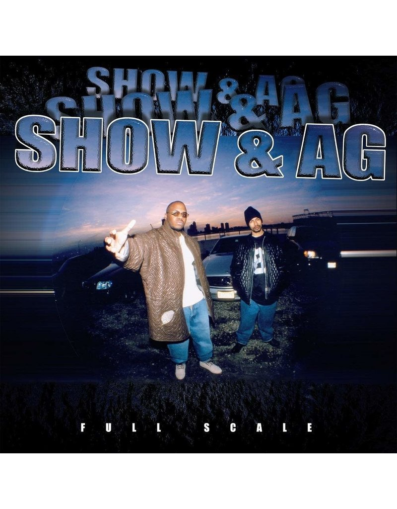 Showbiz & AG - Full Scale LP