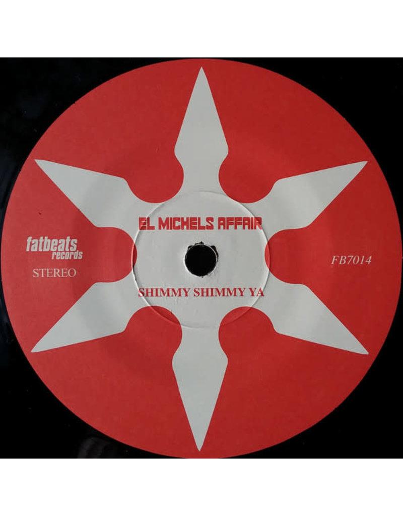 """El Michels Affair – Shimmy Shimmy Ya 7"""""""