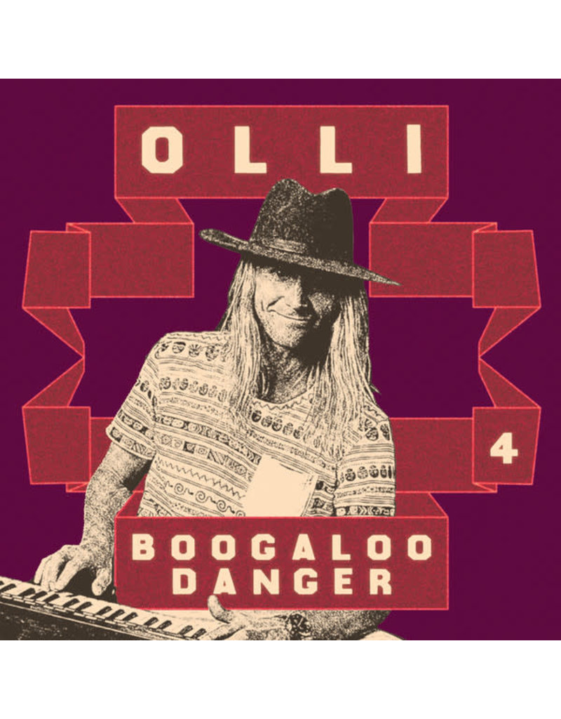 Olli (100) ‎– Boogaloo Danger 4 LP