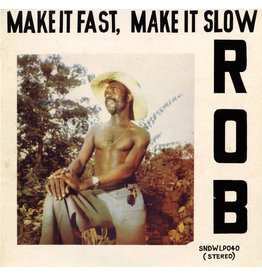 Rob - Make It Fast LP
