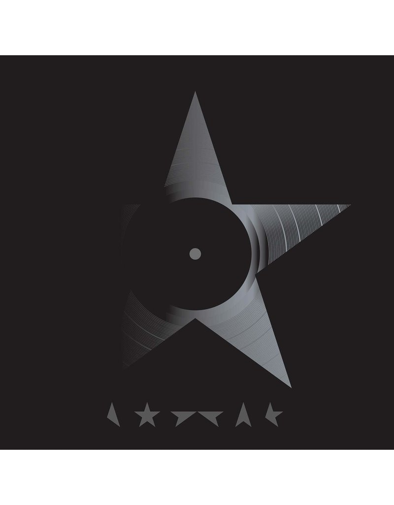 RK David Bowie - Blackstar LP
