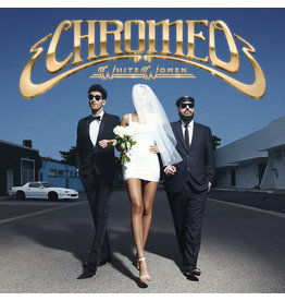 EL Chromeo ‎– White Women 2LP
