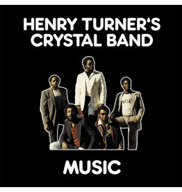 DC Henry Turner's Crystal Band ‎– Music 12""