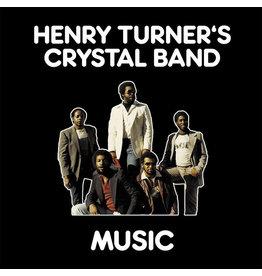 "DC Henry Turner's Crystal Band – Music 12"""