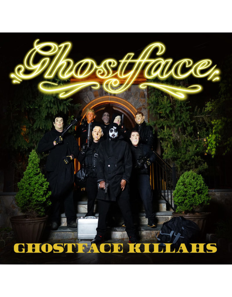 HH Ghostface Killah – Ghostface Killahs LP