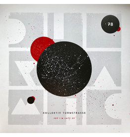 "HS Kollektiv Turmstrasse – Sry I'm Late EP 12"""