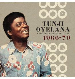 AF Tunji Oyelana – A Nigerian Retrospective 1966-79 3LP
