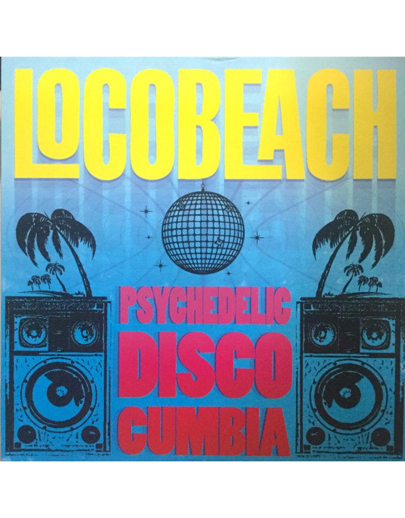 LA Locobeach – Psychedelic Disco Cumbia LP