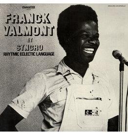 WM Franck Valmont Et Syncro Rhytmic Eclectic Language – Franck Valmont Et Syncro Rhytmic Eclectic Language LP