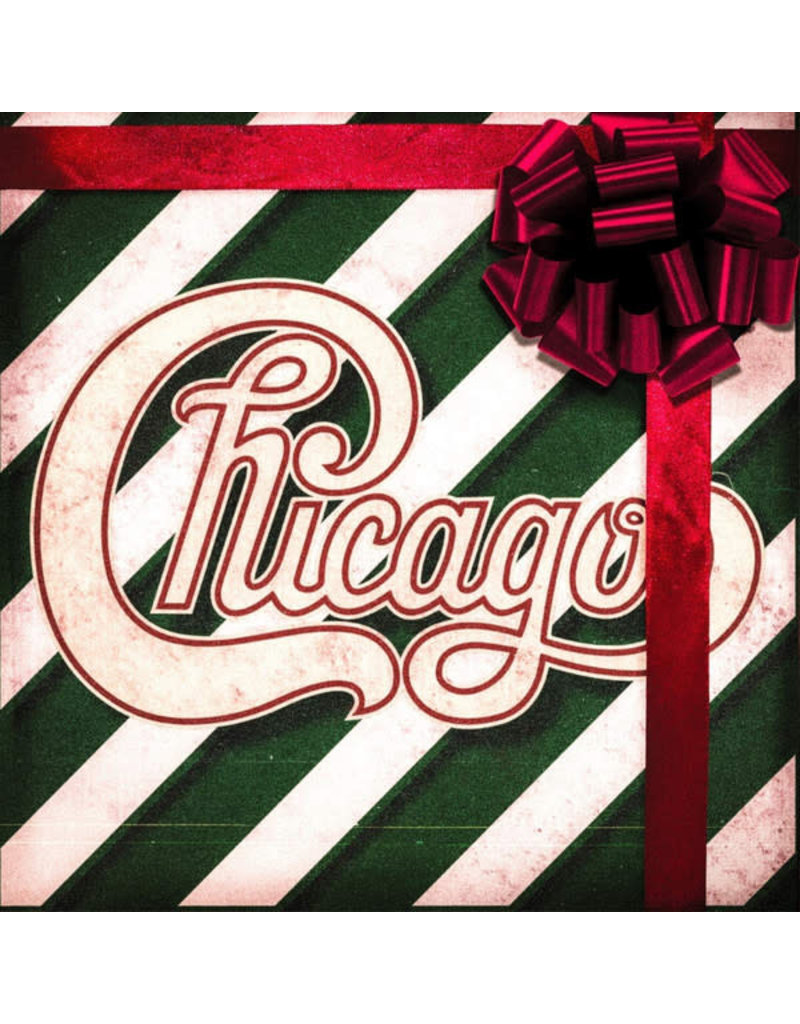 Chicago ‎– Chicago Christmas LP