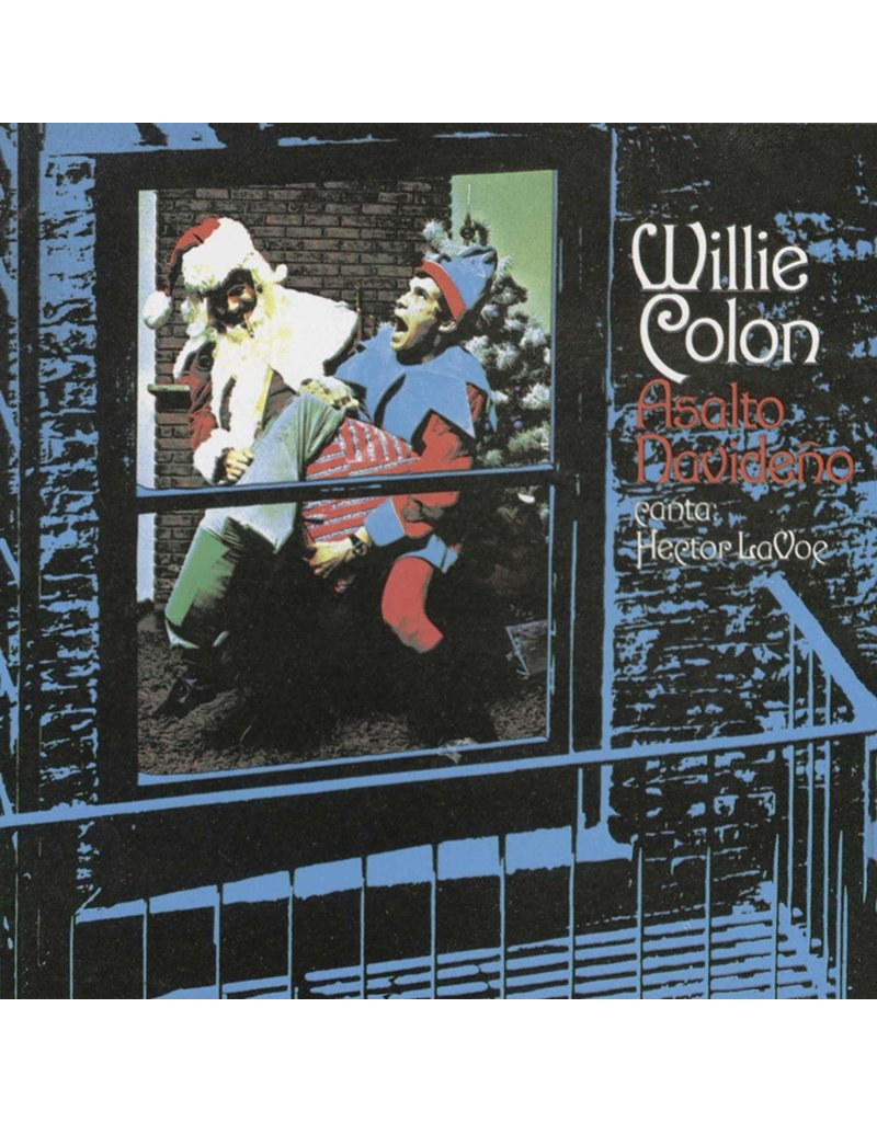 Willie Colon ‎– Asalto Navideño LP [RSDBF2019]