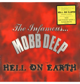 HH Mobb Deep ‎– Hell On Earth 2LP