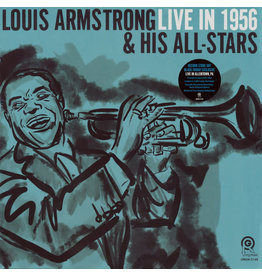 Louis Armstrong & His All-Stars ‎– Live in 1956 (Allentown, PA) LP [RSDBF2019]