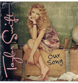 Taylor Swift ‎– Our Song 7""
