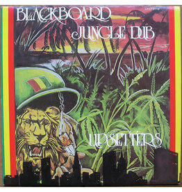 The Upsetters ‎– Blackboard Jungle Dub LP