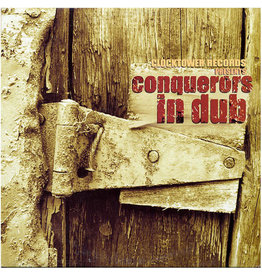 The Revolutionaries ‎– Clocktower Records Presents...Conquerors In Dub LP