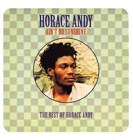 RG Horace Andy ‎– Ain't No Sunshine (The Best of Horace Andy) 2LP