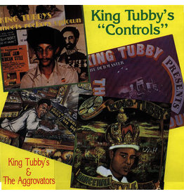 "RG King Tubby & The Aggrovators ‎– King Tubby's ""Controls"""