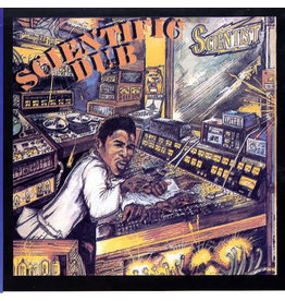 RG Scientist ‎– Scientific Dub LP