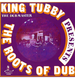 RG King Tubby The Dubmaster ‎– Presents The Roots Of Dub LP