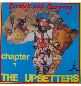 RG Various ‎– Scratch And Company - Chapter 1 The Upsetters LP