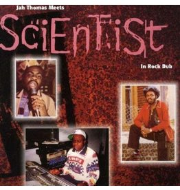 RG Jah Thomas Meets Scientist ‎– In Rock Dub LP