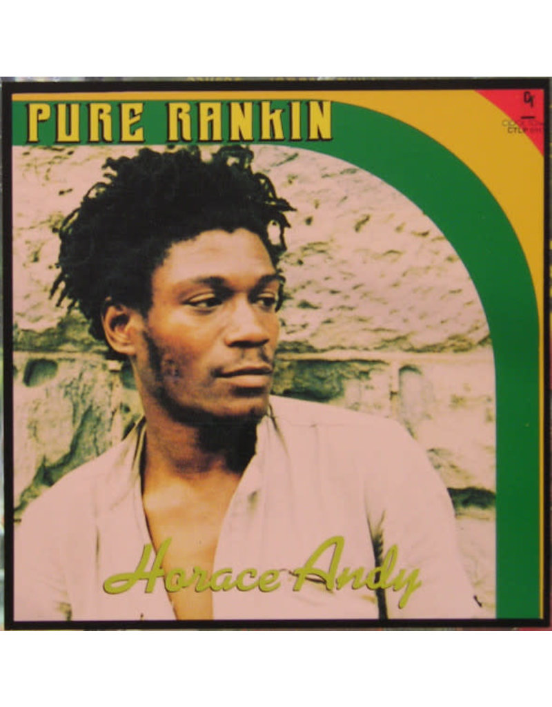 RK Horace Andy ‎– Pure Ranking LP