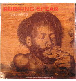 Burning Spear ‎– Travelling LP