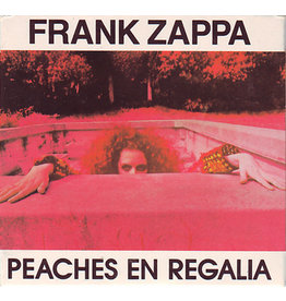 Frank Zappa - Peaches En Regalia EP