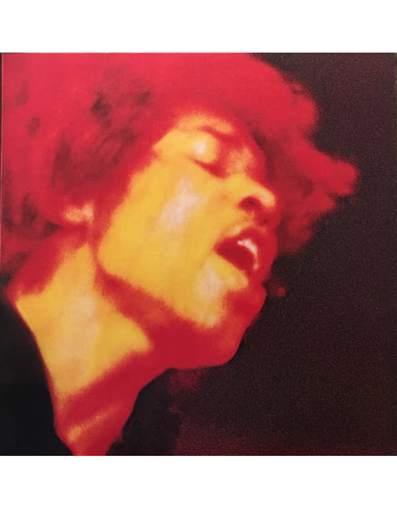 RK The Jimi Hendrix Experience ‎– Electric Ladyland 2LP