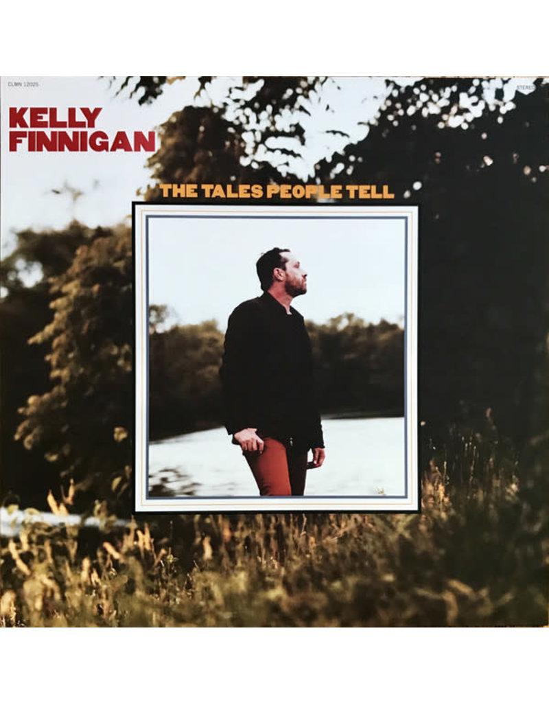 Kelly Finnigan – The Tales People Tell LP