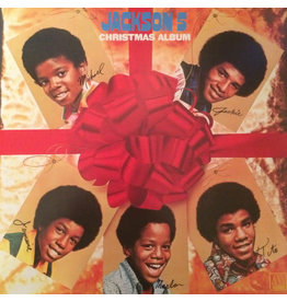 XM The Jackson 5 ‎– Jackson 5 Christmas Album LP