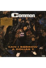 Common - Can I Borrow A Dollar? LP (2019 Music On Vinyl Reissue), Limited 1500, Numbered, Transparent Vinyl