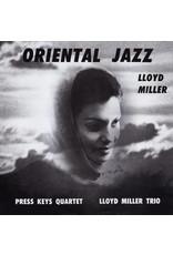 Lloyd Miller - Oriental Jazz LP