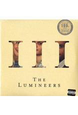 The Lumineers ‎– III (Limited Edition Silver Vinyl) 2LP