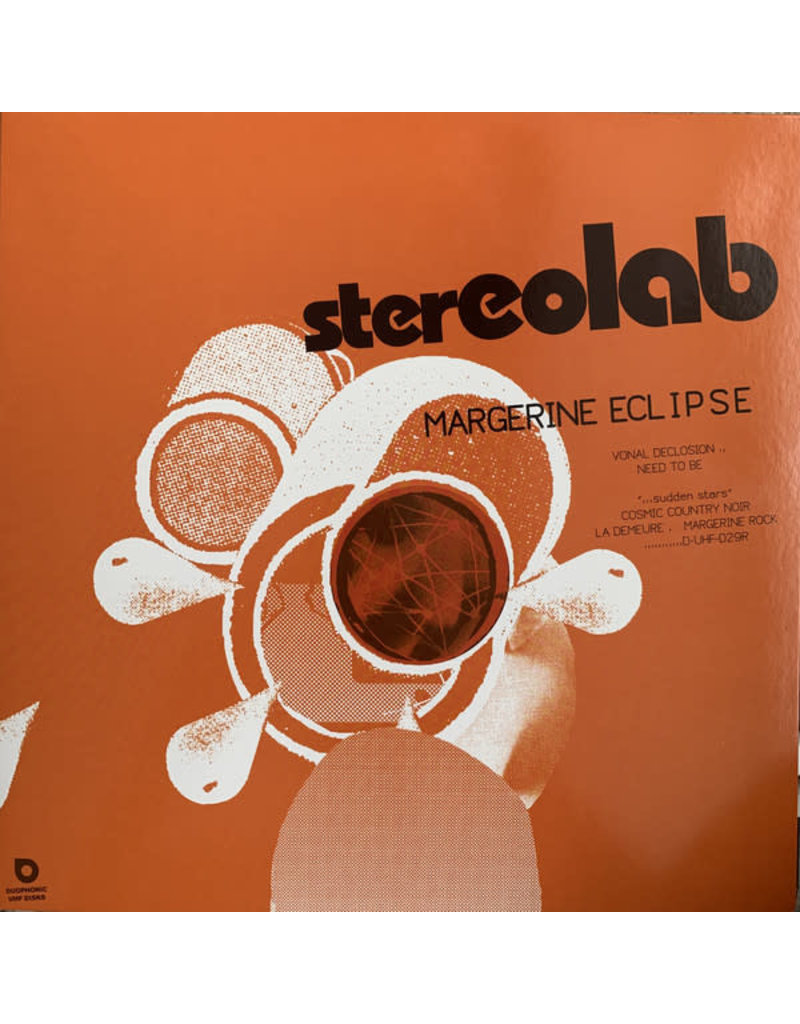 Stereolab – Margerine Eclipse 3LP