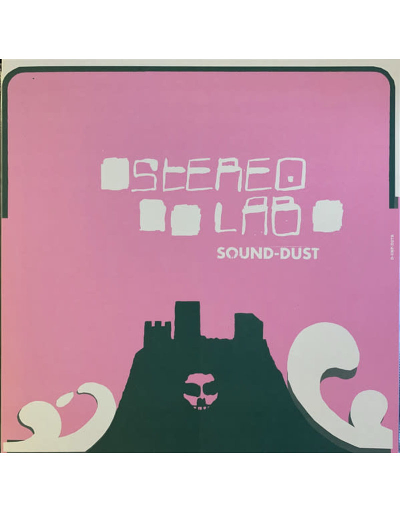 Stereolab ‎– Sound-Dust (Limited Edition Clear Vinyl) 2LP