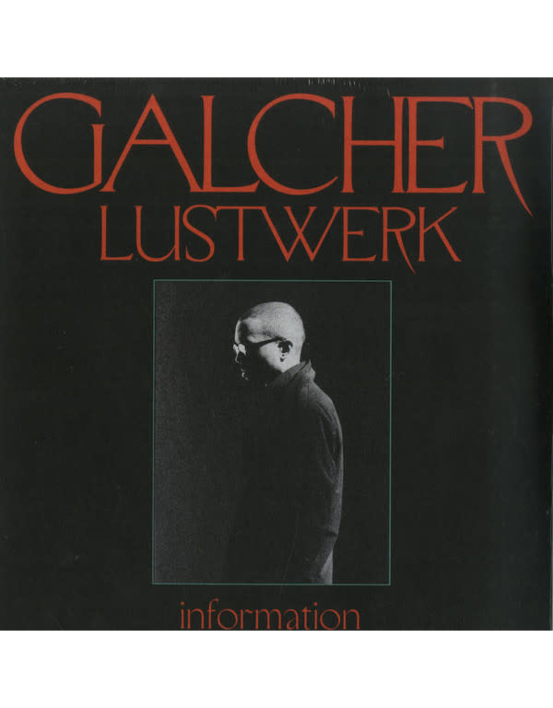 Galcher Lustwerk ‎– Information (Coloured Vinyl) LP