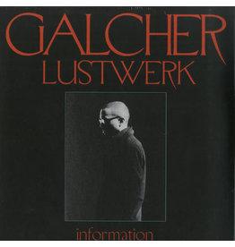 Galcher Lustwerk - Information LP