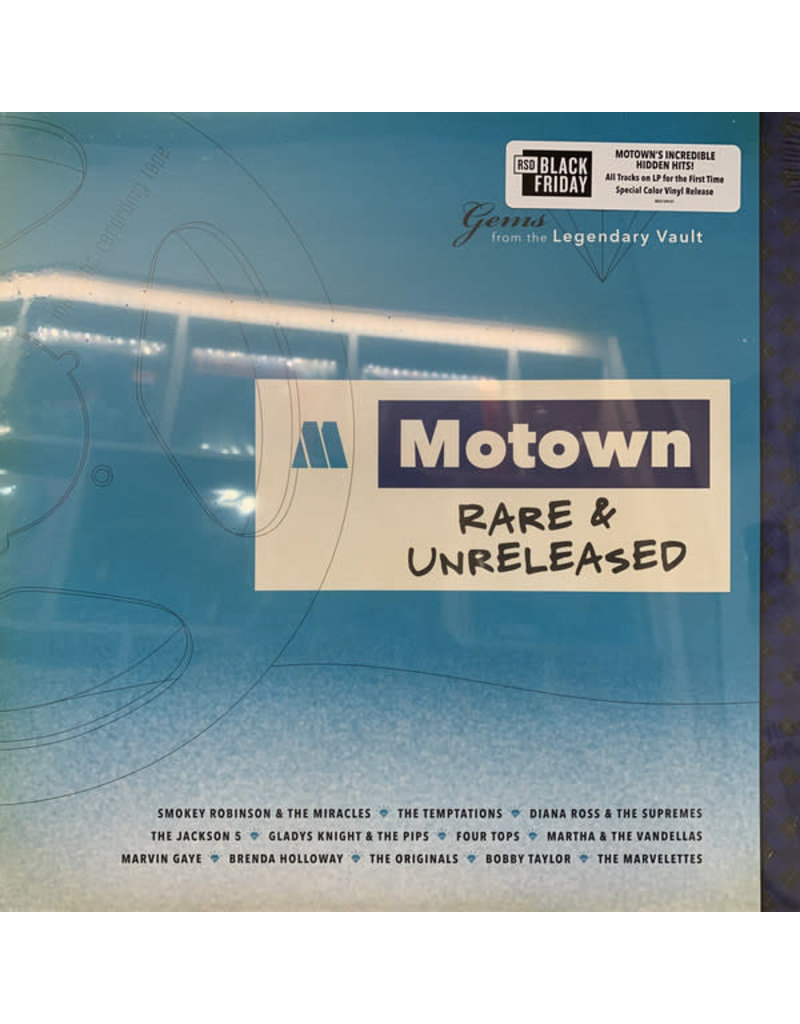 V/A - Motown Rare & Unrealesed [RSDBF2019] LP