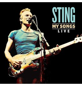 Sting - My Songs: Live 2LP