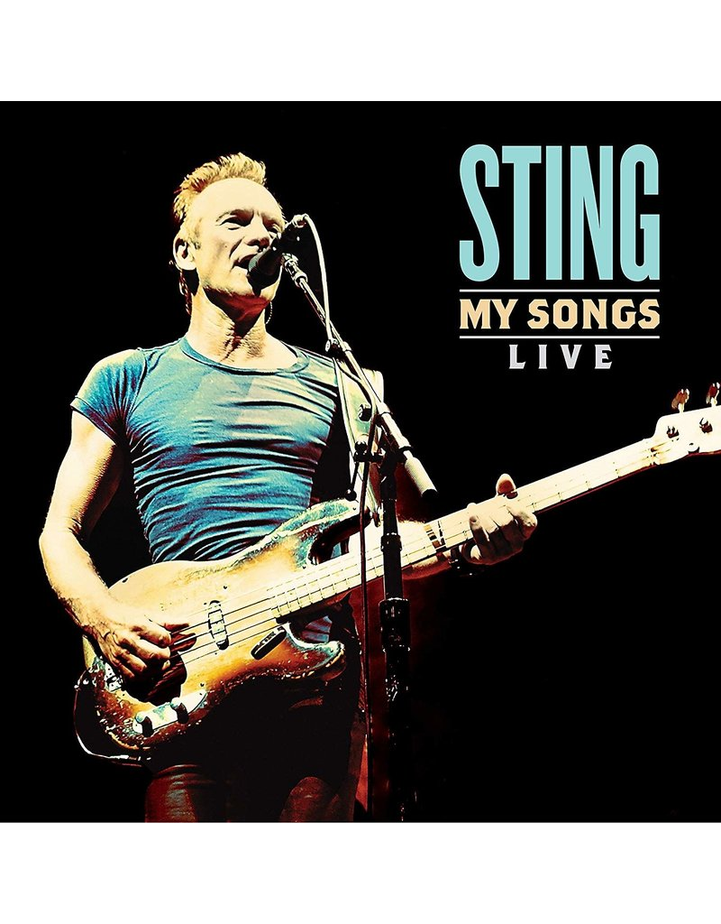 Sting - My Songs: Live 2LP (2019)