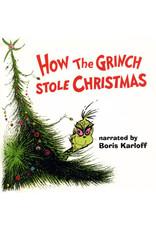 XM Various Artists - Dr. Seuss' How The Grinch Stole Christmas LP