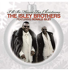 The Isley Brothers ‎– I'll Be Home For Christmas LP