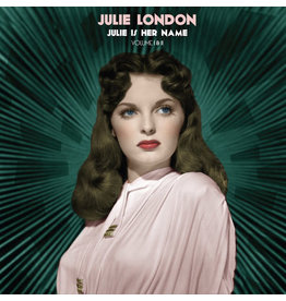 Julie London ‎– Julie Is Her Name (Volume I & II) 2LP