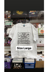 Play De Record OG Yonge Street T-Shirt WHITE (LARGE)