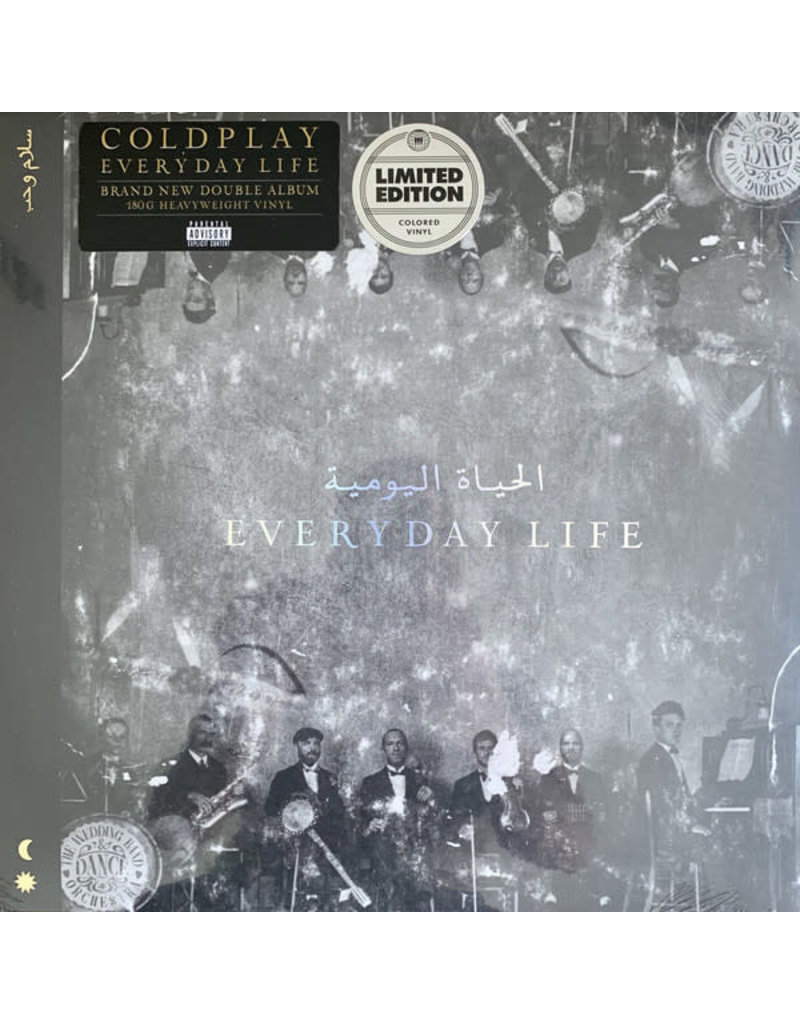 Coldplay – Everyday Life (Limited Edition) 2LP